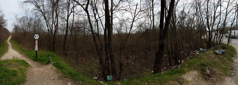 Jellemző látvány külterületeinken. Fotó: hulladekvadasz.hu