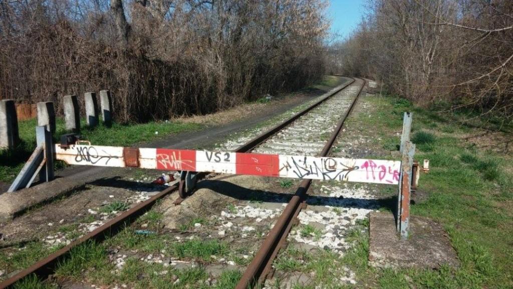ThyssenKrupp A sorompó nem állítja meg a szemetelőket. Fotó: hulladekvadasz.hu