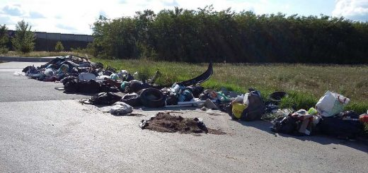 Pécel és Budapest határán az illegális hulladék gyűlik, gyűlik, gyűlik
