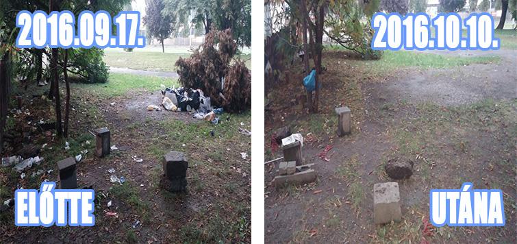 Zuglói hulladék piknik a Rákos-patak mellett (Frissítve)
