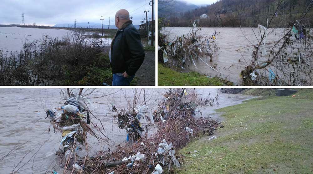 A kialakult helyzet nem ismeretlen Kárpátalja Tisza vidékén. Fotó: karpathir.com