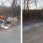 """Kalocsa határában """"beszédes"""" illegális hulladéklerakat (Frissítve)"""