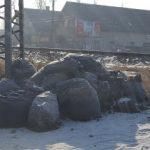 Zsákos hulladék a XVIII. kerület Vasút utcában (Frissítve)