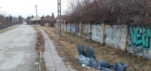 Óbuda, Papírgyár utca hulladéklerakásai