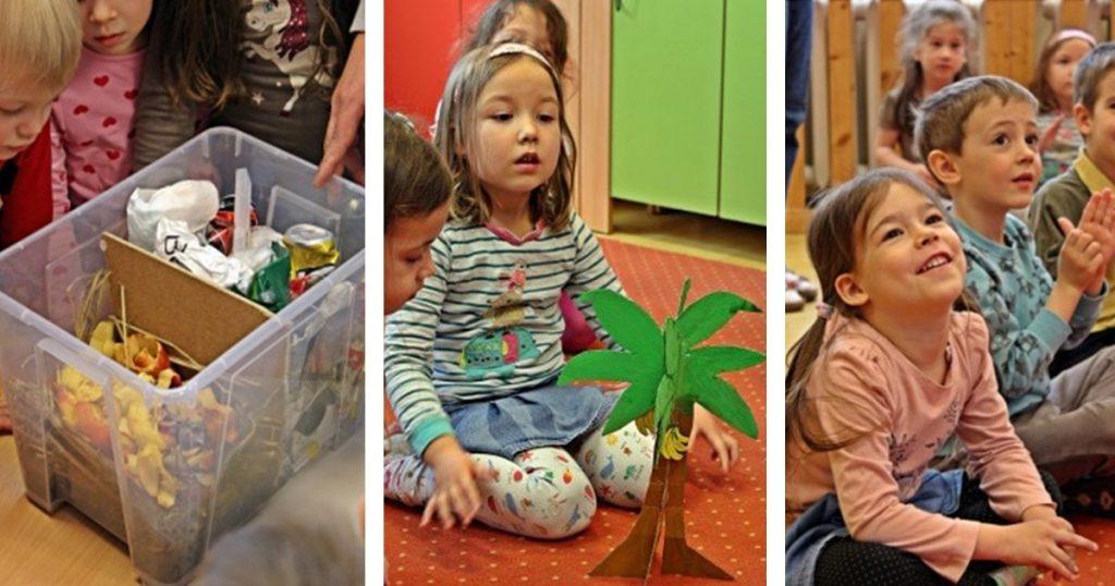 Bioferet A gyerekek nagy lelkesedéssel vesznek részt a programban. / Fotó: bioferet.hu - gasztrohos.hu