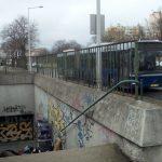 Pillangó utcai metró mocskos szervizbejárata (Frissítve)