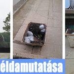 Forma-1 gyorsaságú takarítás a Napfény Városában