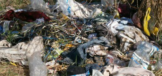 Hejőszalonta külterületén veszélyes hulladéklerakat