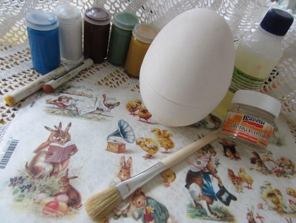 Repesztett húsvéti tojás hozzávalói. Kezdjünk is hozzá! / Fotó: facebook.com/Amiszalveta