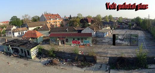 Volt palotai piac - MÁV Romboló #2. rész (videóval)