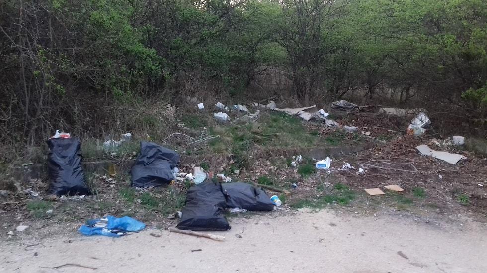 Szépvölgy hulladéklerakata. / Fotó: hulladekvadasz.hu