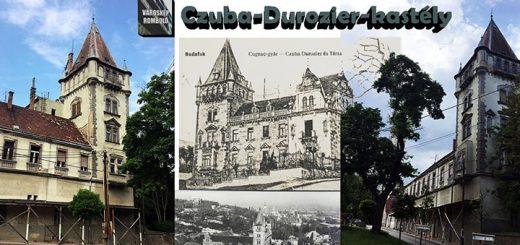 A Czuba kastély a megújulás küszöbén