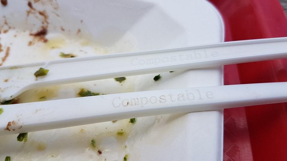 hulladék nyomában - Komposztálható evőeszközök