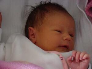 babázás Újszülött Panna