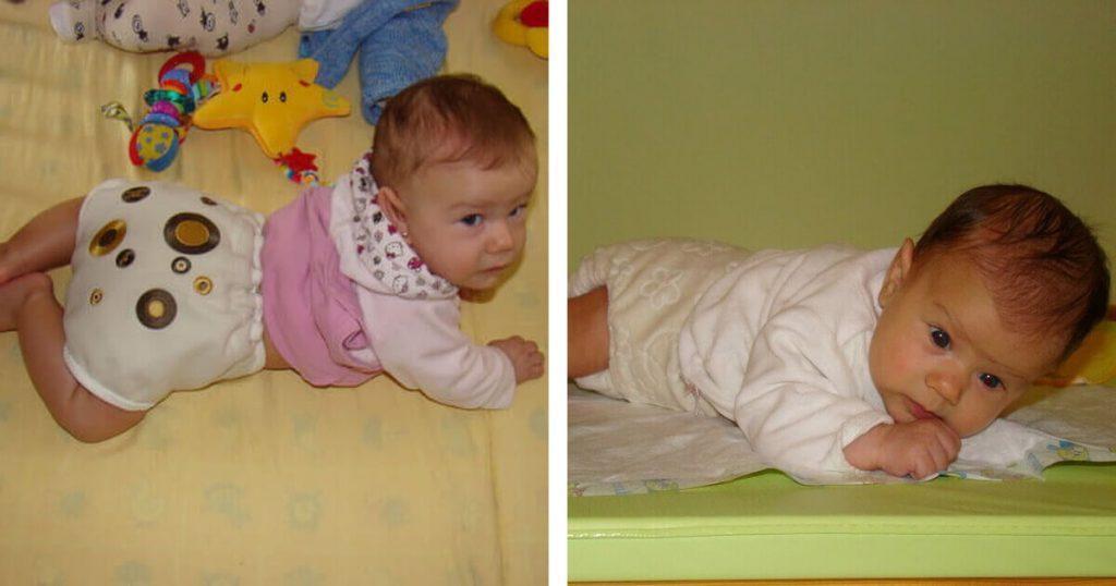 """""""Nulla hulladék baba"""" - Panni saját készítésű mosható pelenkában"""