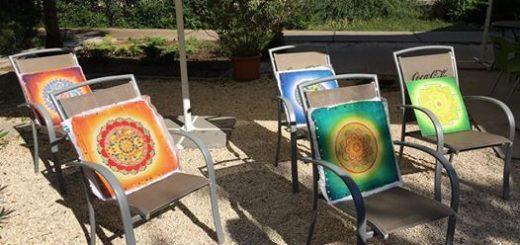 Mandala selyemfestő tanfolyam