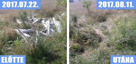 Pilis - Káva közti ereszcsatornás hulladéklerakat (Frissítve)