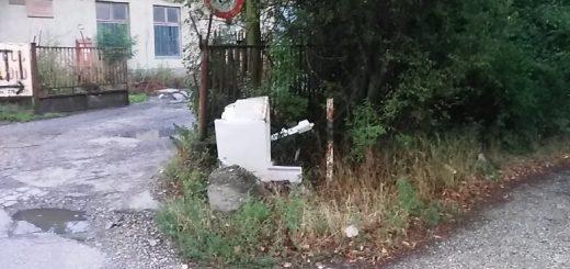 Weiss Manfred út építési hulladéklerakatai