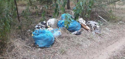 Isaszeg külterületén szaporodó hulladéklerakások