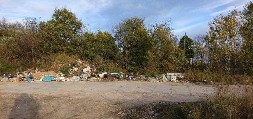 Csenterics utca elfeledett hulladéklerakatai (ÚJRATÖLTVE)