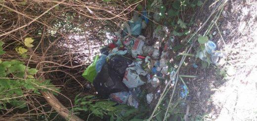 Újbuda Kőérberki dűlő hulladéklerakata