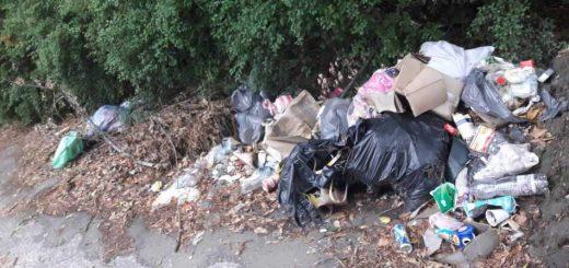 Kecskemét Szent Imre utca hulladéklerakata