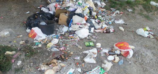 Kecskeméti Kuruc tér hulladékhányadéka