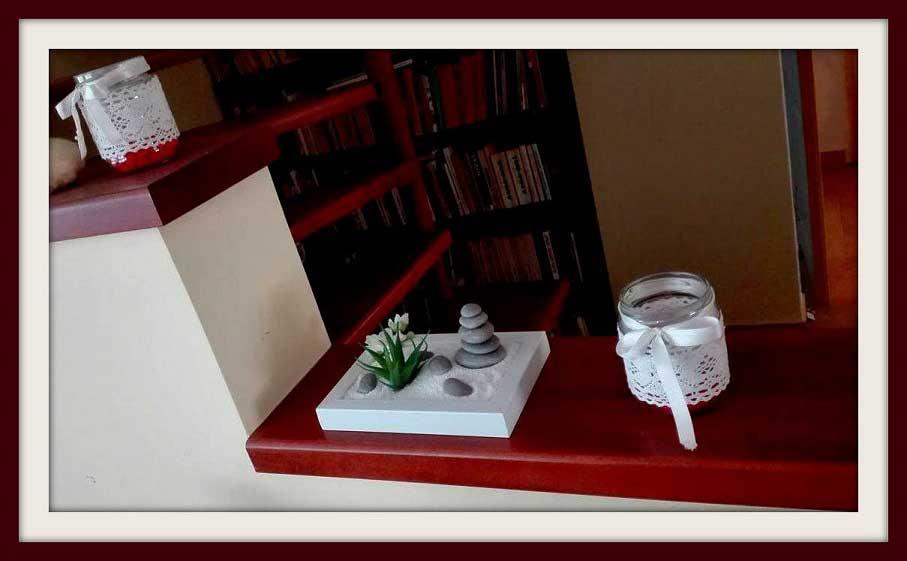 Mini zen kert méltó dísze lehet életterünknek. / Fotó: kreativhobbikcsoport.hu