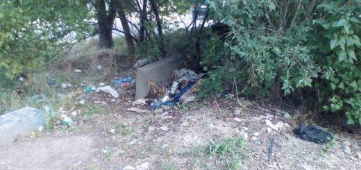 Kelenvölgyi út hulladéklerakata Budafokon