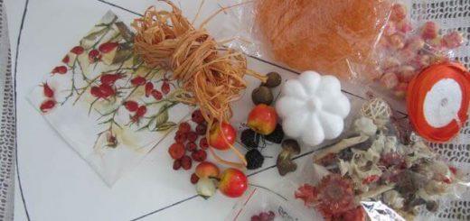 Tökös őszi dekor lépésről lépésre - #24 DIY