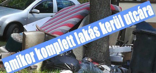 Balatonfűzfő illegális hulladéklerakata