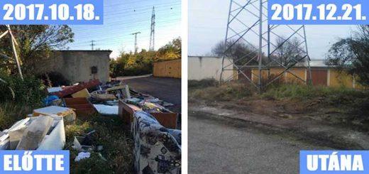 Forró nyomon a dunaújvárosi hulladékvadászok (Frissítve)