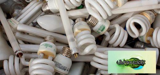 Szelektív gyűjtés kifogásai a lámpahulladék esetében