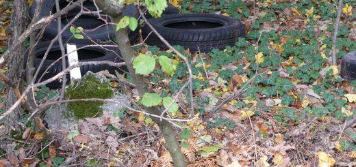 Sopron Anger-dűlő illegális hulladéklerakata