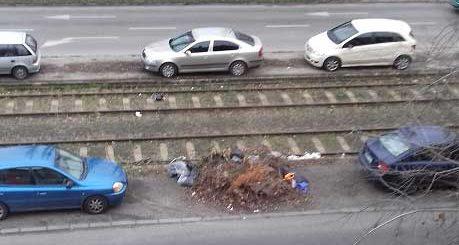 Budapest Csömöri út hulladéklerakata