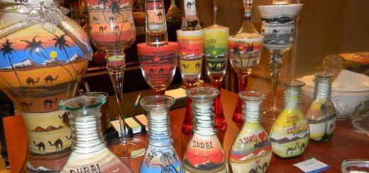 Üveg újrahasznosítás - Homoküvegek #42 DIY