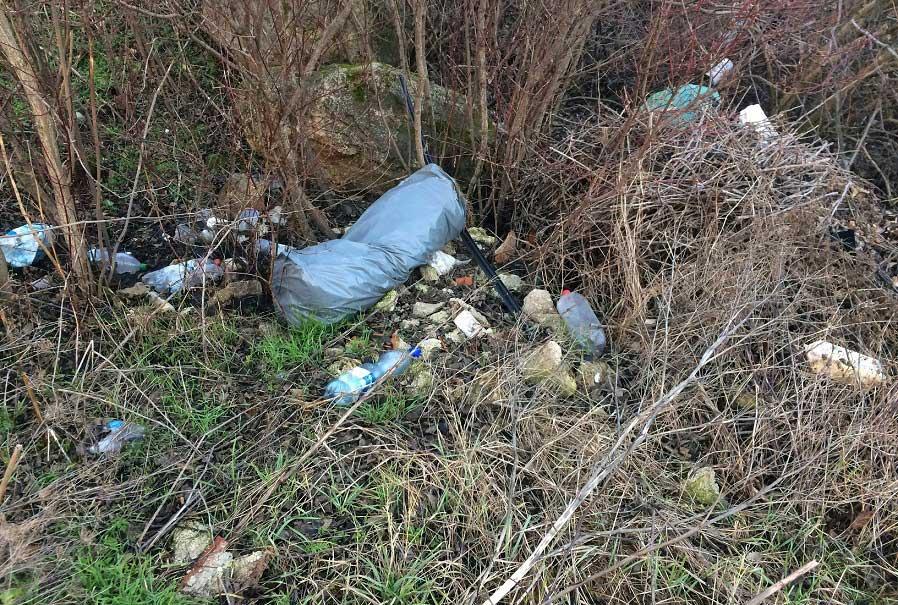 Műanyag és építési hulladék lassan beépül a körforgásba. / Fotó: hulladekvadasz.hu
