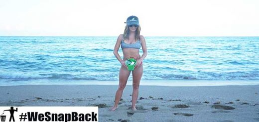 Wesnapback movement against littering worldwide
