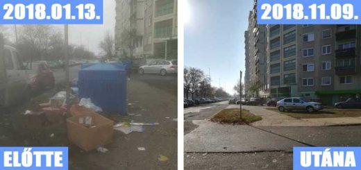 Debrecenben se ismerik a szelektív használatát