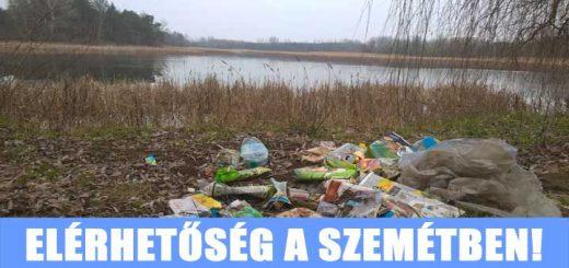 Fancsikai tavak hulladéklerakata Debrecenben