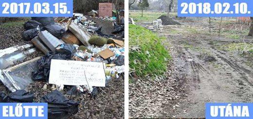 Kőbányai patkánytanya a múlté - Hortobágyi utca megtisztulása