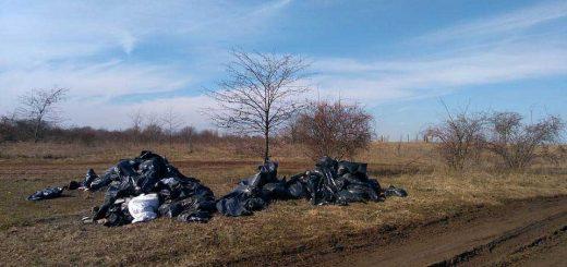 Mátyásföldi repülőtér építési hulladéklerakata