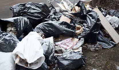 Kőbányai Vasgyár utca hulladéklerakata