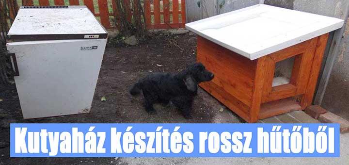Egyszerű kutyaház