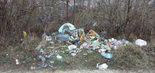 Debrecen Medok utca hulladéklerakata