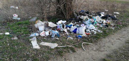 Növekvő hulladékkupac Szigetszentmiklóson