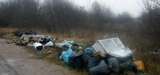 Pesti határút mellett veszélyes hulladék