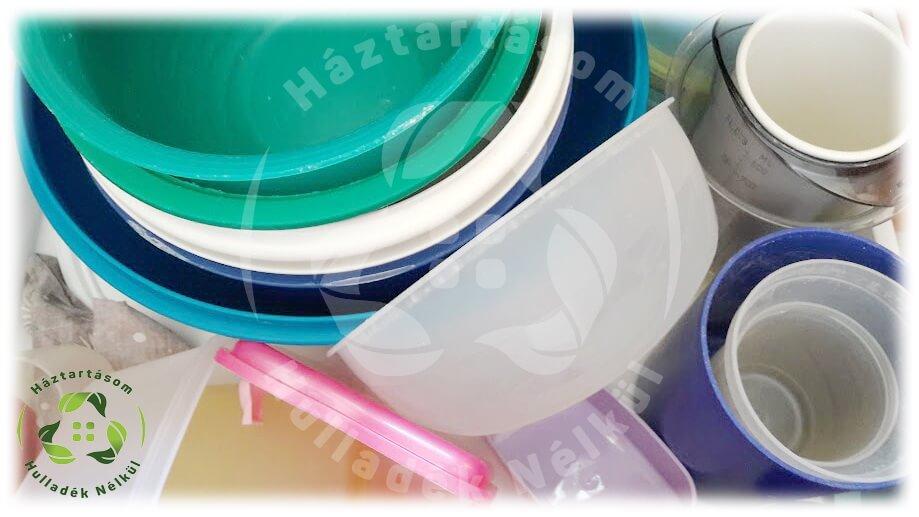 5 tipp a régi műanyag eszközök felhasználására