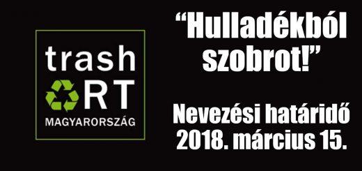 Trash Art Magyarország - Hulladékból szobrot?