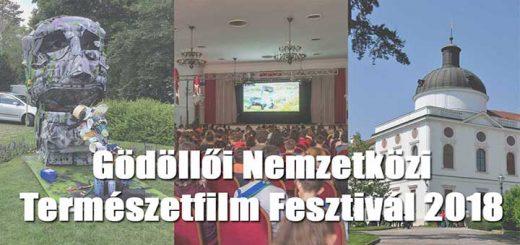 Hétvégén gyertek Gödöllőre fesztiválozni!